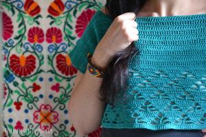 crop top - crochet pattern - airali 02 - filato eco borgo dè Pazzi