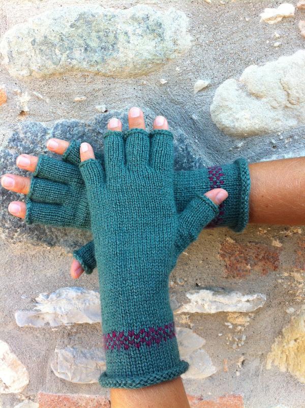 godere del prezzo di liquidazione diversamente originale 5 Nuovi modelli maglia ai ferri con filato seta mohair