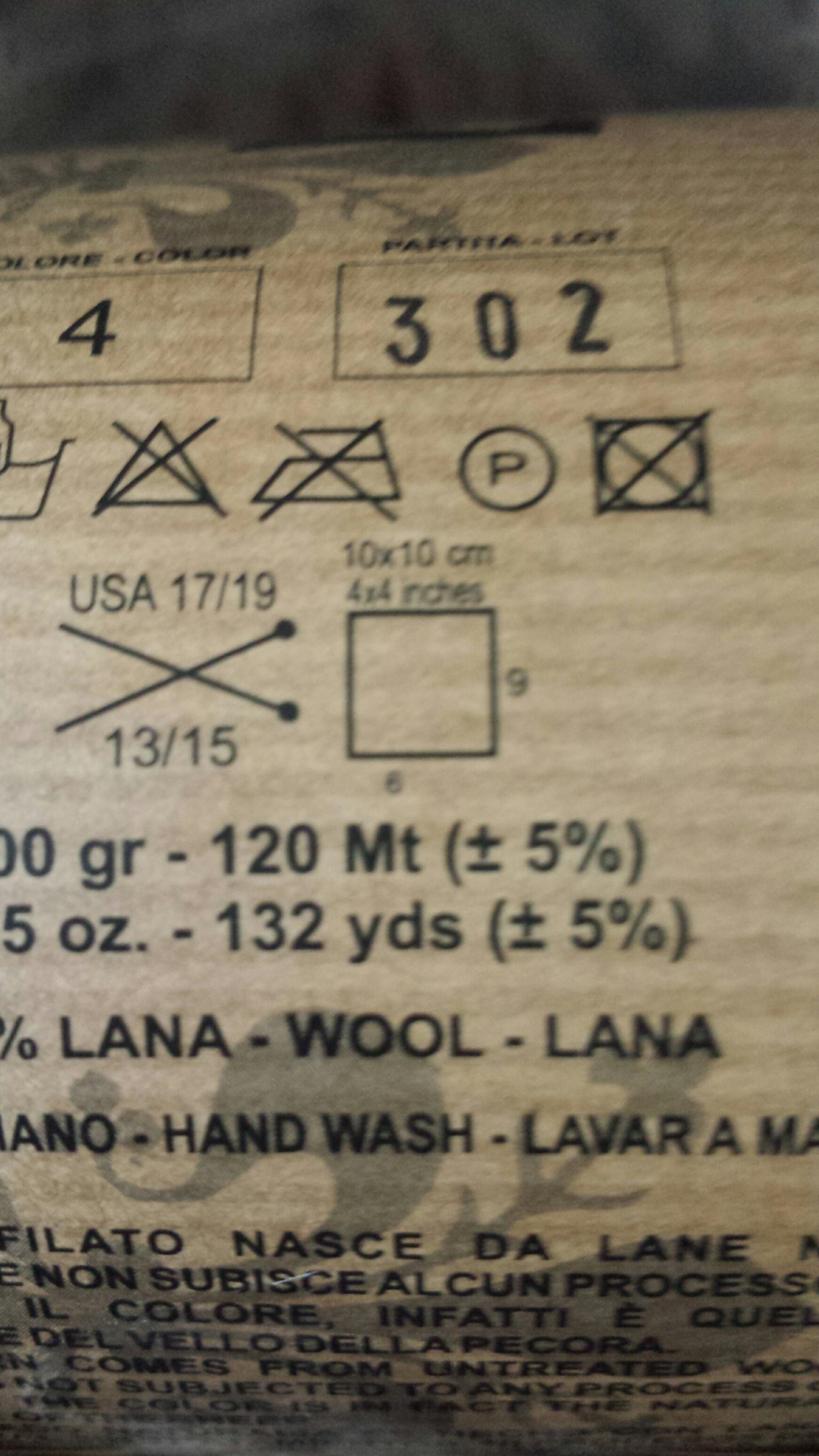 quanta lana ci vuole per ...
