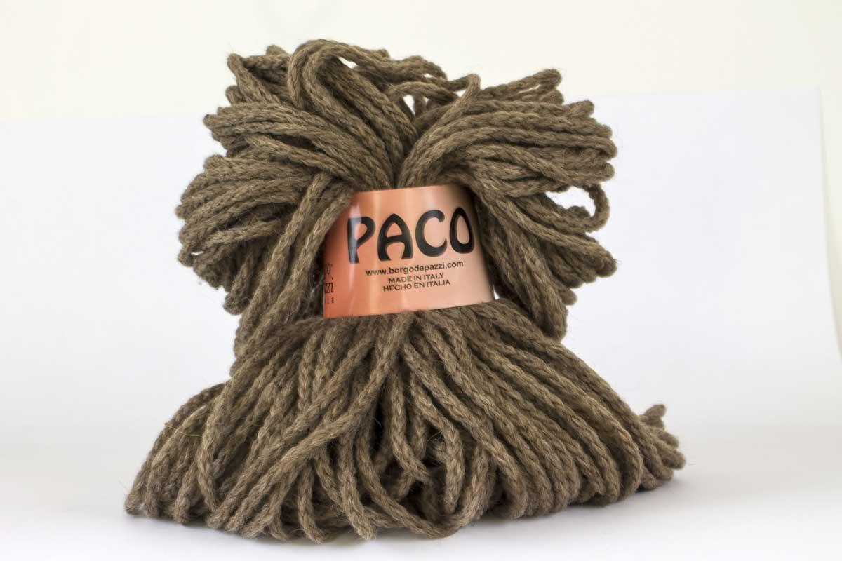 Filati pura lana naturale non trattata