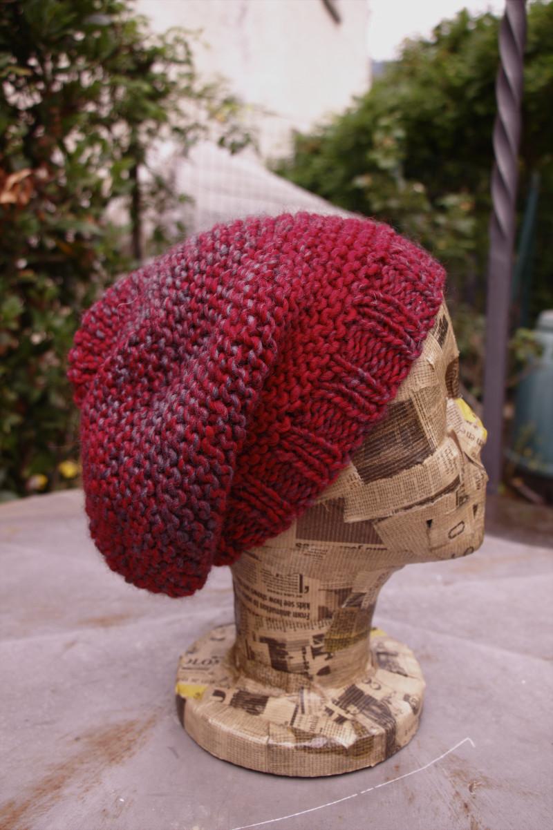 Cappello Scaldacollo nuovo filato Masha schema maglia gratis