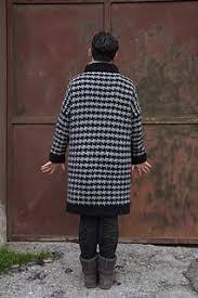 Uncinetto Tunisino Come Fare Un Cappotto Con Questa Tecnica